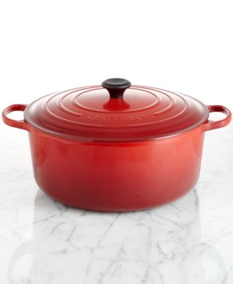 Le Creuset Signature Enameled Cast Iron 13.25 Qt. Round French Oven