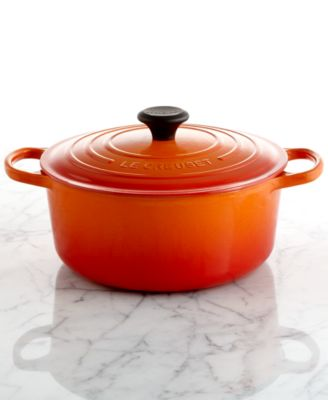 Le Creuset Signature Enameled Cast Iron French Oven, 5.5 Qt. Round