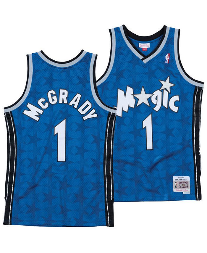 Mitchell Ness Men S Tracy Mcgrady Orlando Magic Hardwood Classic Swingman Jersey Reviews Sports Fan Shop By Lids Men Macy S