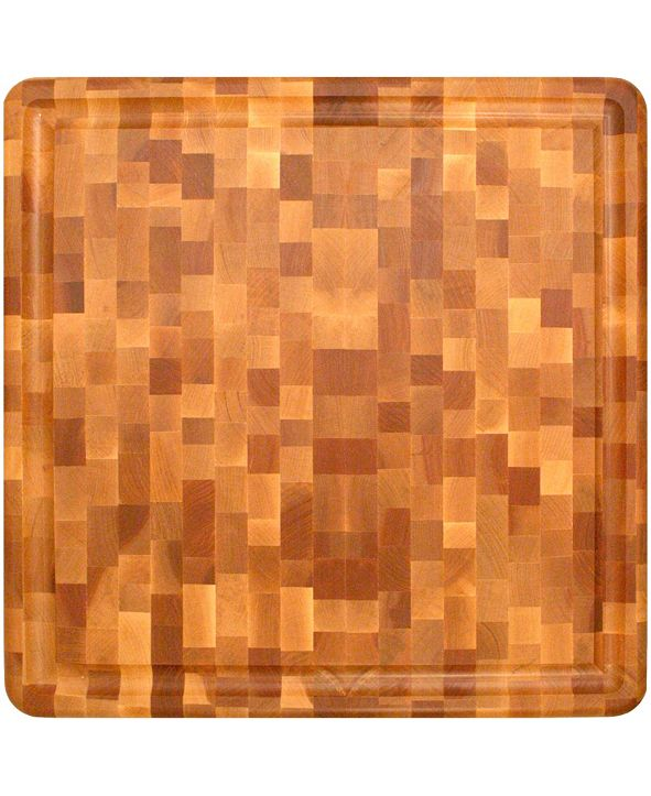 Catskill Craft Slab End Grain With Groove