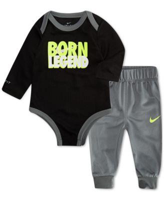 Nike Baby Boys Dri-FIT Bodysuit