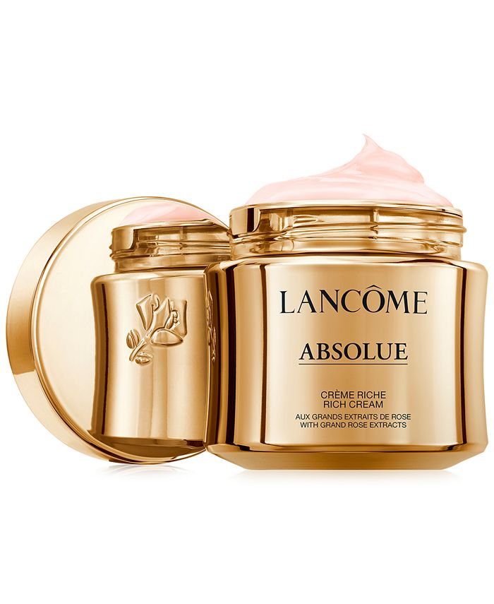 Lancôme - Absolue Revitalizing & Brightening Rich Cream With Grand Rose Extracts, 60 ml