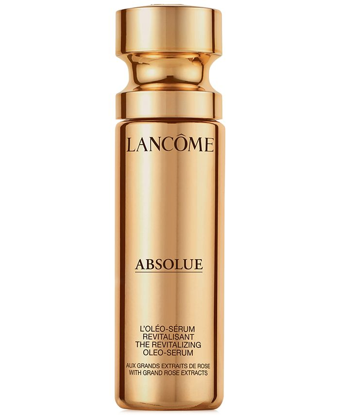 Lancôme - Absolue Revitalizing Oleo-Serum With Grand Rose Extracts, 30 ml