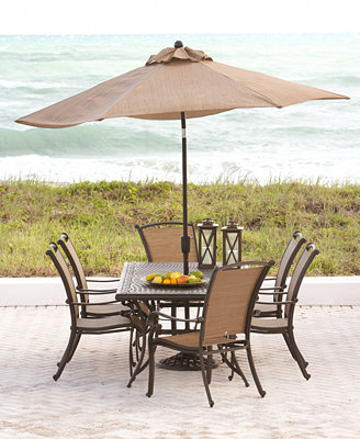 Paradise Outdoor Dining Sets & Pieces - Furniture - Macy's