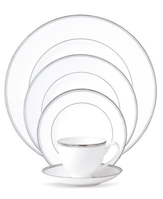 Waterford Kilbarry Platinum 5 Piece Place Setting