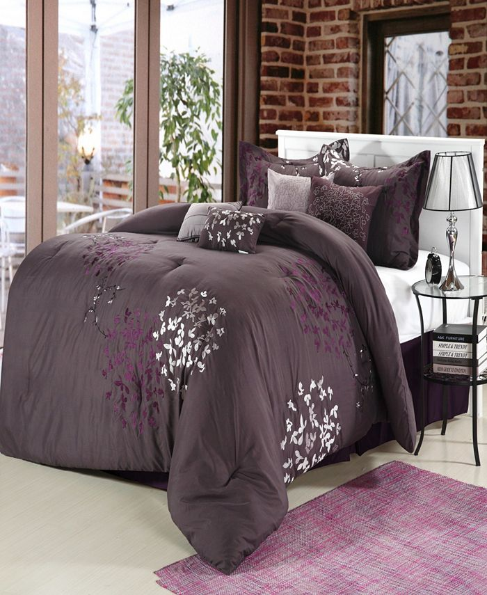 Chic Home - Cheila 12-Pc. Comforter Collection