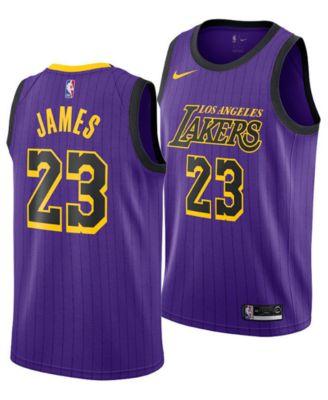 Nike LeBron James Los Angeles Lakers