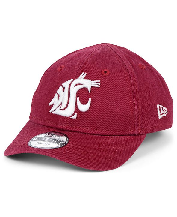 New Era Toddlers' Washington State Cougars Junior 9TWENTY Cap