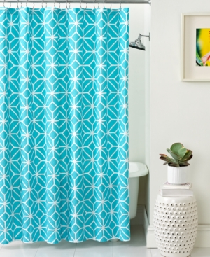 Trina Turk Bath, Trellis Shower Curtain