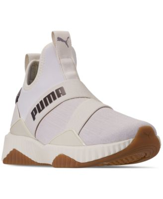 Defy Mid Luxe Casual Sneakers