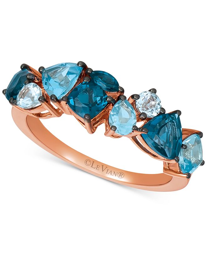 Le Vian Multi-Topaz Ring (2-3/8 ct. t.w.) in 14k Rose Gold