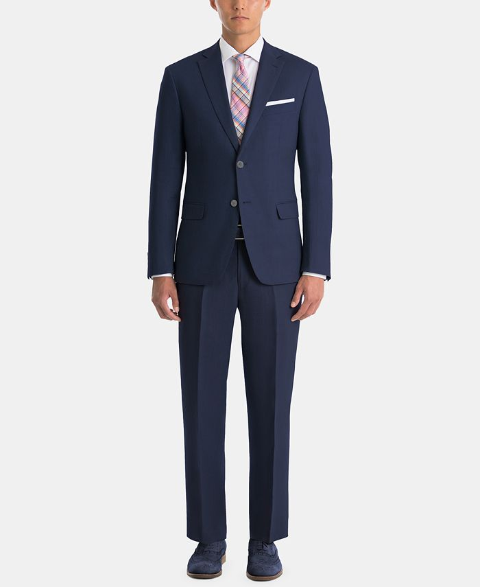 Lauren Ralph Lauren - Men's UltraFlex Classic-Fit Linen Suit Separates