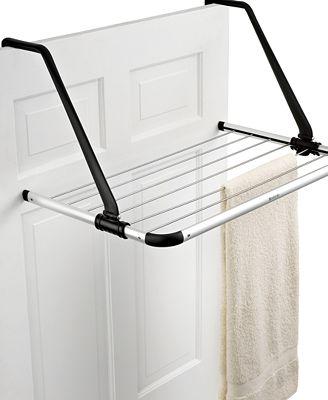 Brabantia Laundry Drying Rack Over The Door Cleaning