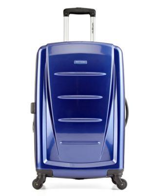 "CLOSEOUT! Samsonite Winfield II 24"" Hardside Spinner Suitcase"