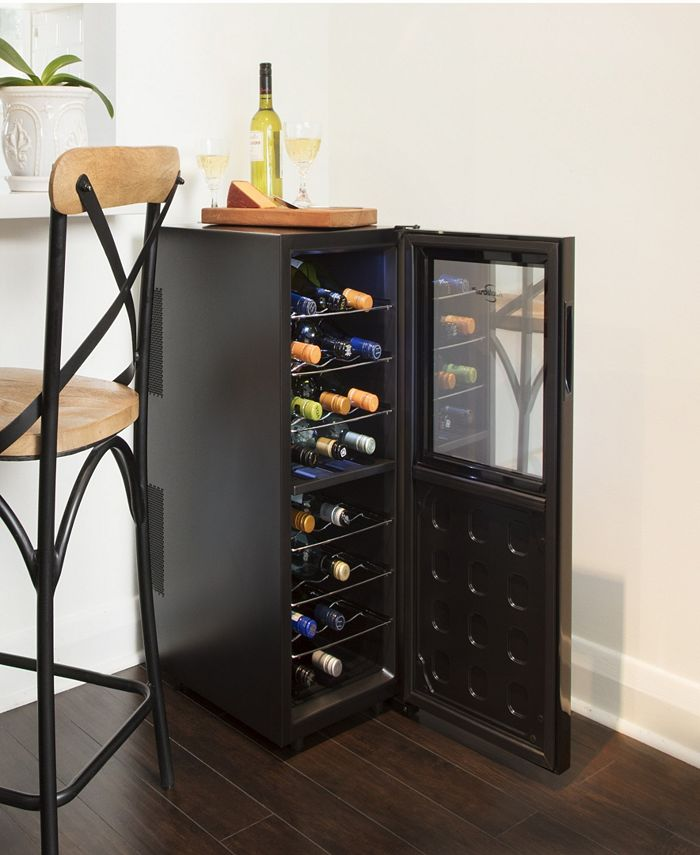 Koolatron 24 Bottle Dual Zone Wine Cellar & Reviews ...
