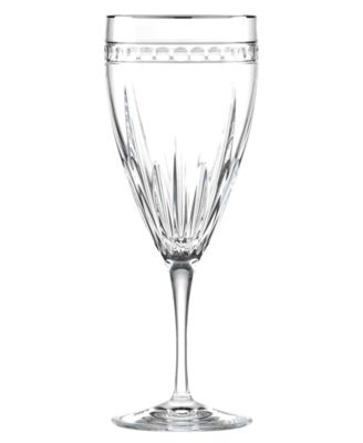 Lenox Stemware, Vintage Jewel Platinum Signature All Purpose Glass