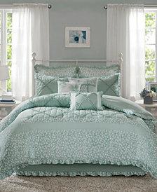 Madison Park Mindy 9-Pc. Cotton Bedding Sets
