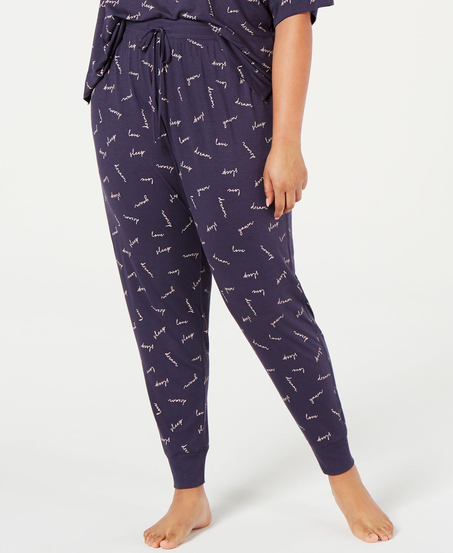 Jenni Ultra Soft Core Pajama Pants, Created for Macy's & Reviews - All Bras - Women - Macy's