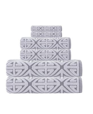 Glamour 6-Pc. Turkish Cotton Towel Set