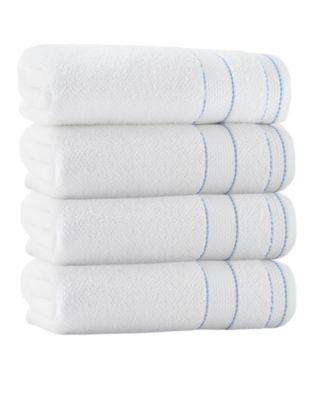 Monroe 4-Pc. Bath Towels Turkish Cotton Towel Set