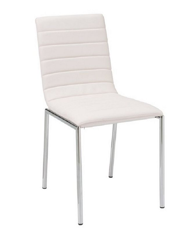 New Spec Inc New Spec Modern Dining Chair Set of 4 Pieces