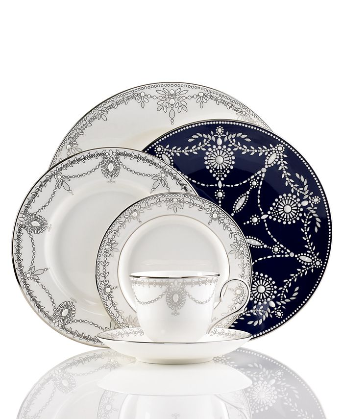 Marchesa by Lenox - Dinnerware, Empire Pearl Collection