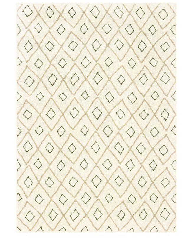 "Oriental Weavers Carson 3943G Ivory/Sand 5'3"" x 7'3"" Area Rug"