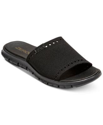 ZeroGrand Stitchlite Slide Sandals