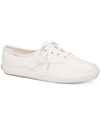 Champion Eyelet Lace-Up Sneakers