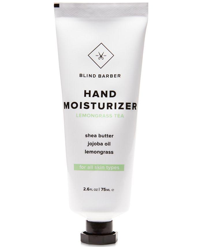 Blind Barber - Lemongrass Tea Hand Moisturizer, 2.6-oz.
