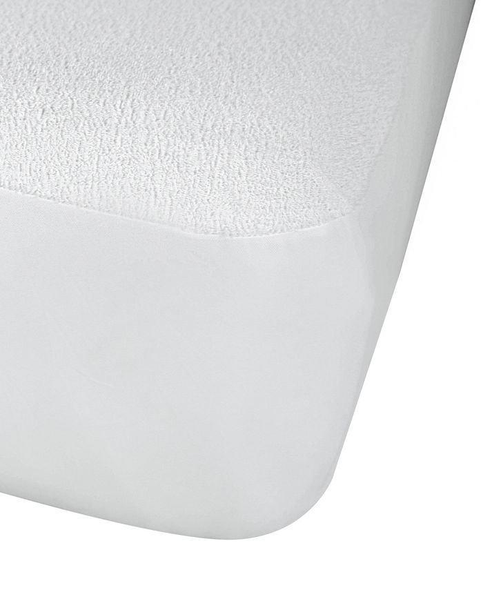 Protect-A-Bed - Full XL Premium Cotton Terry Waterproof Mattress Protector
