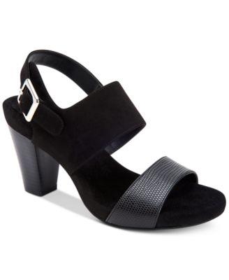 Giani Bernini Aikko Memory-Foam Sandals