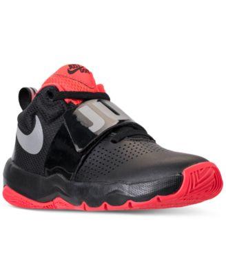 Nike Boys' Team Hustle D8 Just Do It