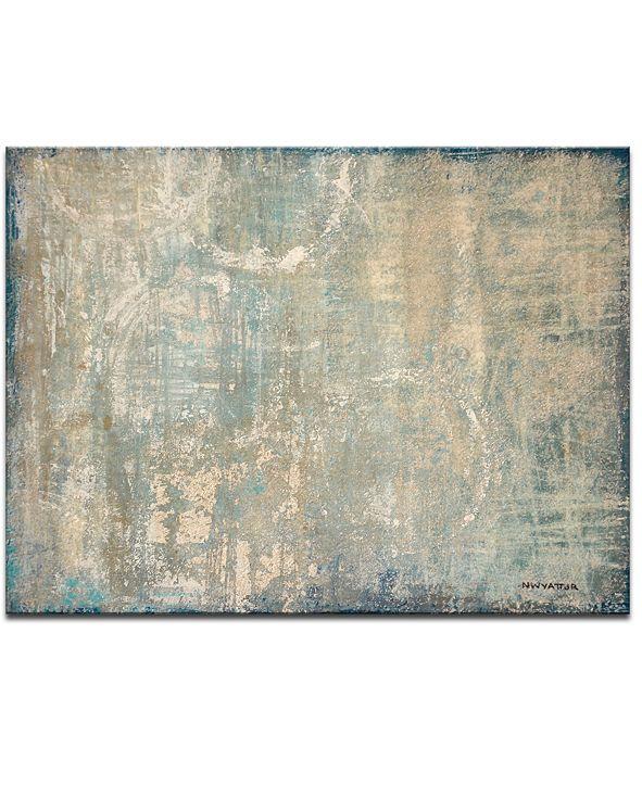"Ready2HangArt 'Ageless' Abstract Canvas Wall Art - 20"" x 30"""