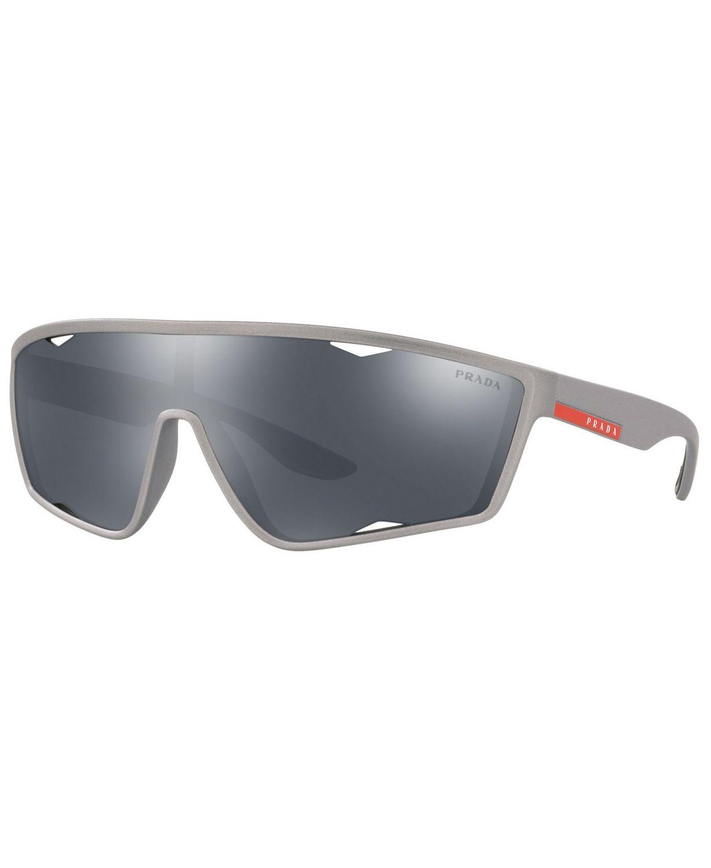 Prada Linea Rossa Sunglasses, PS 09US 40 & Reviews - Sunglasses by Sunglass Hut - Men - Macy's