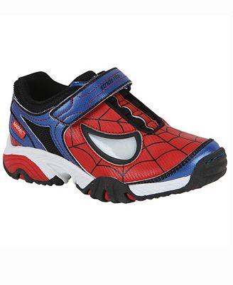 Stride Rite Kids Shoes, Toddler Boys Spider-Man Light-Up Sneaker