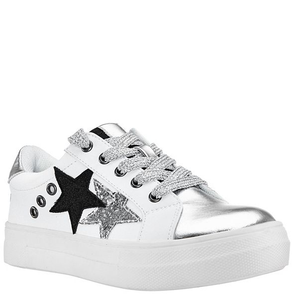 Nina Lizzet Big Girls Sneaker