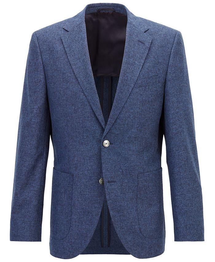 Hugo Boss - Men's Regular/Classic Fit Jacket