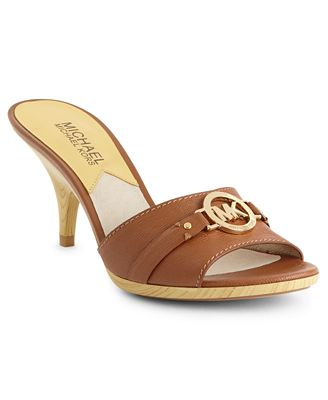 MICHAEL Michael Kors Tilly Mules - Shoes - Macyu0026#39;s