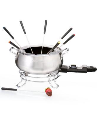 Cuisinart CFO-3SS Electric Fondue Set