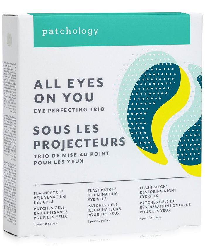 Patchology - 6-Pc. All Eyes On You Eye Perfecting Set