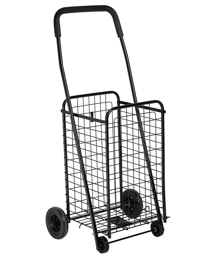 Honey Can Do - Rolling Utility Cart, 4 Wheel