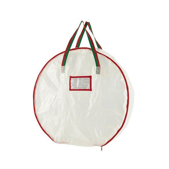 """Household Essentials 24"""" Wreath Storage Bag"""
