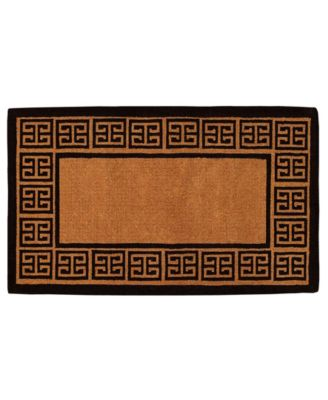 The Grecian 2' x 3' Coir Doormat