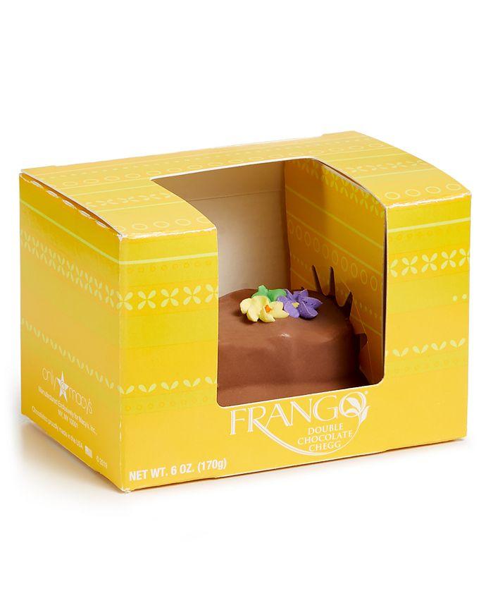 Frango Chocolates - 6-oz. Milk Chocolate Double Chocolate Chegg  Egg