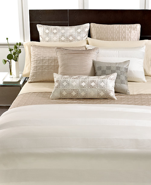 Hotel Collection Woven Cord Bedding Collection On Sale At