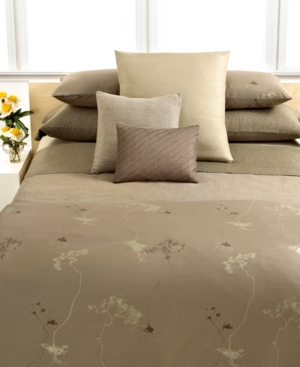Calvin Klein - Closeout! Calvin Klein Home Sapling California King Bedskirt Bedding