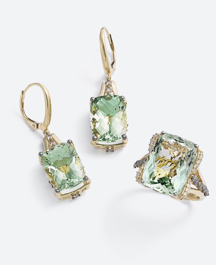Le Vian Chocolatier® Blueberry Tanzanite® (1-1/3 ct. t.w.) & Diamond (1/2 ct. t.w.) Bangle Bracelet in 14k Rose Gold & Reviews - Bracelets - Jewelry & Watches - Macy's