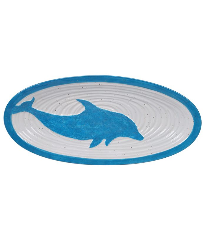 Tracy Porter - Natural Oval Fish Platter
