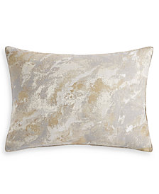 Hotel Collection Metallic Stone King Sham, Created for Macy's